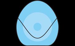 糸まきタイプのデンタルフロス